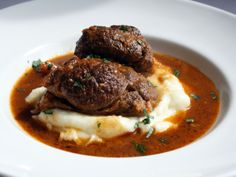 Beef Osso Buco by makemealsmama: Melts in your mouth. #Beef #Osso_Buco