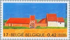 Sello: Farms (Bélgica) (Farms) Mi:BE 3069,Sn:BE 1866,Yt:BE 3014,AFA:BE 3076,Bel:BE 3019