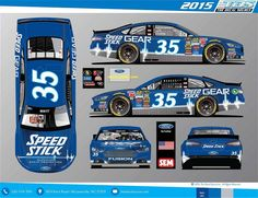 Cole Whitt moves to Front Row Motorsports #35 in 2015, Speed Stick will be the sponsor for 10 races