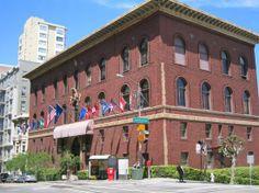The University Club on Nob Hill, San Francisco