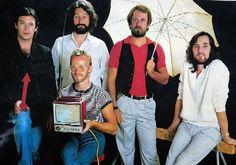 Supertramp Famous Last Words tour 1983