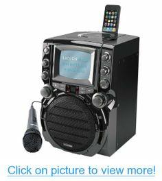 Karaoke USA GQ752 Karaoke System
