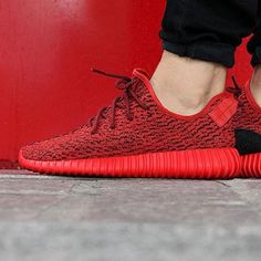 sports shoes 87e22 aecb6 Yeezy Boost 350  Turtle Red     📷 by  rudnes www.blkvis