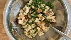 Plněný bůček, kterým překvapíte - Kuchařka pro dceru Bucky, Palak Paneer, Feta, Dairy, Cheese, Ethnic Recipes