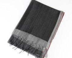 Elegantný dámsky ľahký hodvábny šál - vzor 05