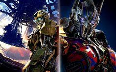 Download imagens Transformadores de 5, O Último Cavaleiro, 2017, Optimus Prime, Abelha