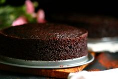 Vegan Cake, Vegan Baking, Vegan Recipes, Brunch, Easy Meals, Treats, Candy, Cookies, Chocolate