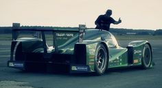 Drayson Racing. New World Electric Land Speed Record | crankandpiston.com Car Culture Lifestyle