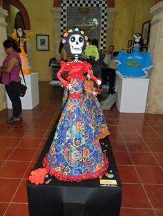 Catrina, Autor: Martin Bocos, Informes: maragabo@hotmail.com