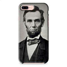 Abraham Lincoln iPhone 7 Plus 3D Case Dewantary