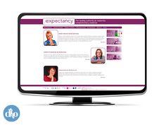 Expectancy web design by Ditto, Sevenoaks