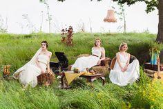 Meadowfest – A Festival Styled Wedding Shoot: Look 4