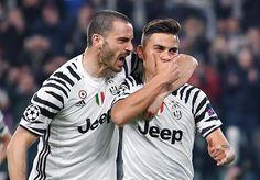 Juventus-Porto (ANSA)