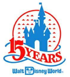 Walt Disney World 15th Anniversary