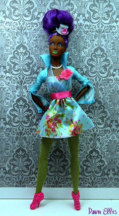 Tag Game: The Hunger Games - Capitol Couture by Dawn Ellis, via Flickr