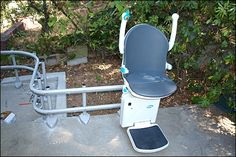 Minivator 2000 Stair Lift Stair Lift, Disabled People, House Elevation, Elevator, Stairs, Construction, Ideas, Design, Building