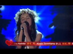 Angelina Jordan - Fly Me To The Moon - The View 2014 - YouTube