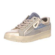 NEU: BULLBOXER Sneaker 752E5L002 - platinum/grey -