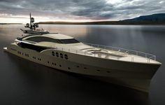 Palmer Johnson Superyacht