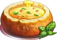 Recipe-Broccoli Cheese Soup Food Art, A Food, Food And Drink, Food Design, No Cook Desserts, Dessert Recipes, Food Clipart, Food Plus, Food Sketch