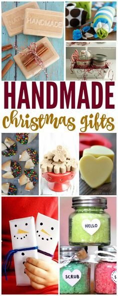 Homemade Christmas Gifts On A Budget Great Ideas To Share With Friends And Co