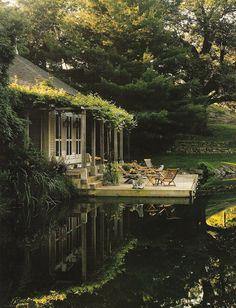 Great outdoor dining area  #outdoor #backyard #design #decor