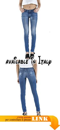 Meltin  Pot - Jeans MADOLINE D0132-UK418 per donna 1757f462cb9