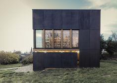 reading room | garage ~ antonin ziegler architect