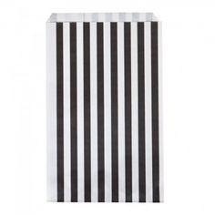 10 x Black & White party bags