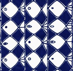 Vintage fabric from Åhmedahl's