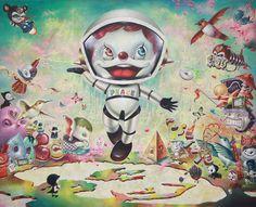 Japanese pop surrealism