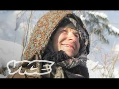 In 1936, a family of Russian Old Believers journeyed deep into Siberia's vast taiga to protect their way of life and escape religious persecution. The Lykovs eventually settled in the mountains, 160 miles from any other sign of civilization. In 1944, Agafia Lykov was born into this wilderness. Now 71, she is the last surviving Lykov, remaining steadfast in her seclusion. [35:44]