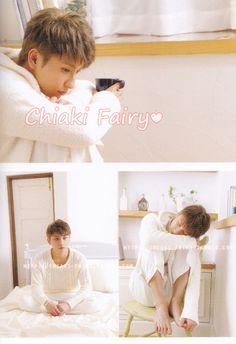 Chiaki Fairy♡ Shinjiro Atae