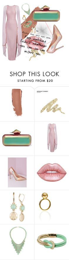"""Make it your own"" by syahamzah ❤ liked on Polyvore featuring Urban Decay, Jimmy Choo, Lime Crime, Lonna & Lilly, George J. Love and Knotty Gal"