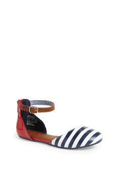 For Cora Tommy Hilfiger 'Audrey' Flat (Little Kid & Big Kid) available at #Nordstrom