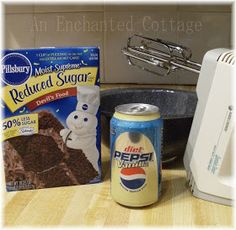 Recipe for soda cake weight watchers