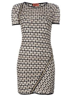 MISSONI - Print Mini Dress