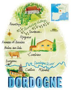 Dordogne by Scott Jessop.