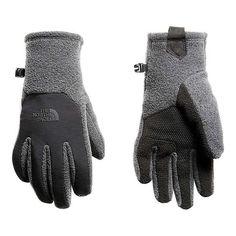a01d147b4f Men's The North Face Denali Etip Glove - TNF Dark Grey Heather/TNF Black  Gloves