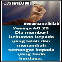 Kata-kata bijak kehidupan dan rohani kristen Blessing Words, Good Morning Quotes, Islamic Quotes, Bible Verses, My Lord, Life Quotes, Memes, Quotes About Life, Quote Life