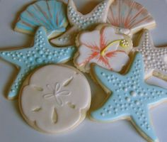 Hawaiian Wedding Cookies...in pretty plastic bags w/matching wedding color ribbon...take away wedding favor?