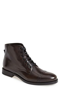 Men's Maison Forte 'Bushido' Cap Toe Boot