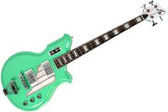 Eastwood Guitars Airline Map Bass