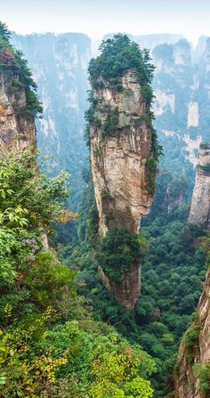 'Avatar' Mountains