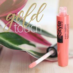 #itStylemakeup #goldtouch collection #lipgloss #itstyle  qui crée un éclat incroyable et est facile à appliquer grâce à son applicateur  Disponible en plusieurs couleurs. #cosmetique #maquillage #été #doré #eyeslashes #beauté #fashion #beauty #mode