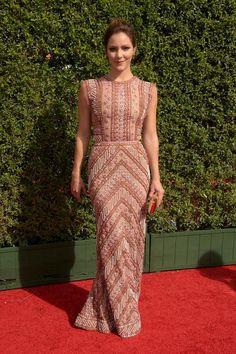 Katharine McPhee in Naeem Khan - Creative Arts Emmy Awards 2015