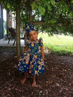 African fashion|Kids Fashion
