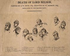 Death of Nelson published March 2, 1812