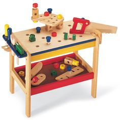 Children Work Bench