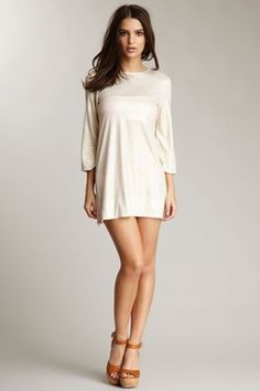 83129f3edc 28 Best Long sleeve short dress obsessed images